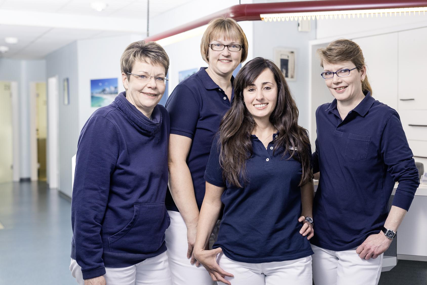 Zahnarzt Praxis Garbsen - Team