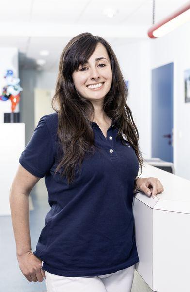 Zahnarzt Praxis Garbsen - Zahnärztin Raquel Gonzalez Belfort